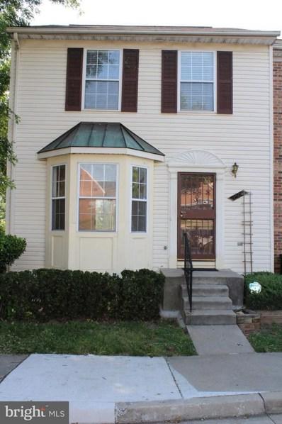 1508 Sherwood Court, Landover, MD 20785 - MLS#: 1000189325