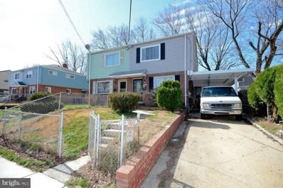 2317 Lakewood Street, Suitland, MD 20746 - MLS#: 1000189328