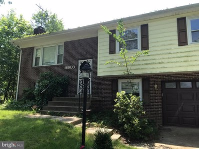 16903 Bishopmill Court, Upper Marlboro, MD 20772 - MLS#: 1000189397