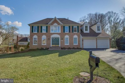 4001 Pearlberry Court, Woodbridge, VA 22193 - MLS#: 1000189598