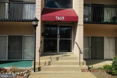 7615 Fontainebleau Drive UNIT 2124, New Carrollton, MD 20784 - MLS#: 1000189639
