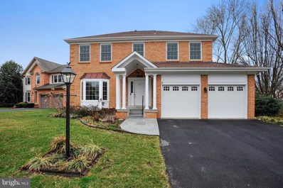 13607 Brockmeyer Court, Chantilly, VA 20151 - MLS#: 1000190756