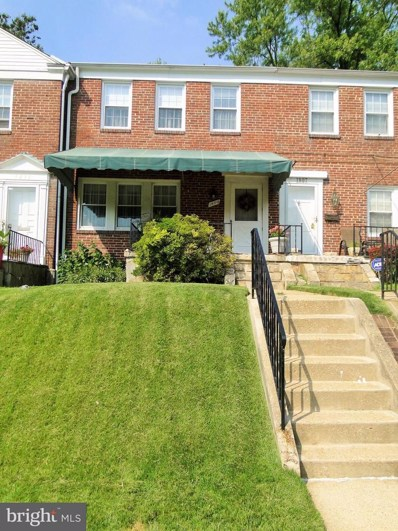 1809 Glen Ridge Road, Towson, MD 21286 - MLS#: 1000191272