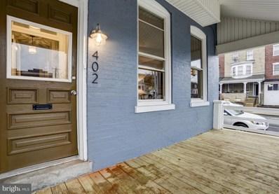 402 E Ross Street, Lancaster, PA 17602 - MLS#: 1000191390