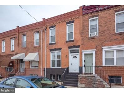 1721 Wolf Street, Philadelphia, PA 19145 - MLS#: 1000191526