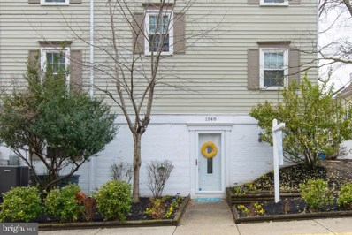 1548 Lowell Court UNIT 27, Crofton, MD 21114 - MLS#: 1000191546
