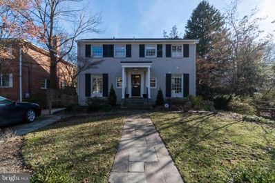 3410 Taylor Street, Chevy Chase, MD 20815 - MLS#: 1000191728