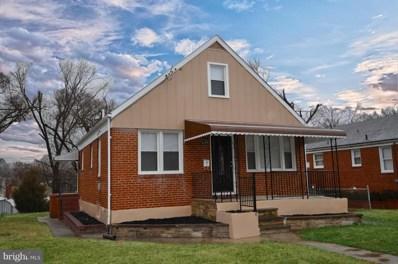 5406 Omaha Avenue, Baltimore, MD 21206 - MLS#: 1000191742