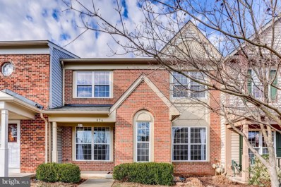 874 Waterford Drive, Frederick, MD 21702 - MLS#: 1000192008