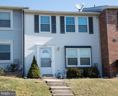 1735 Northridge Lane, Frederick, MD 21702 - MLS#: 1000192174