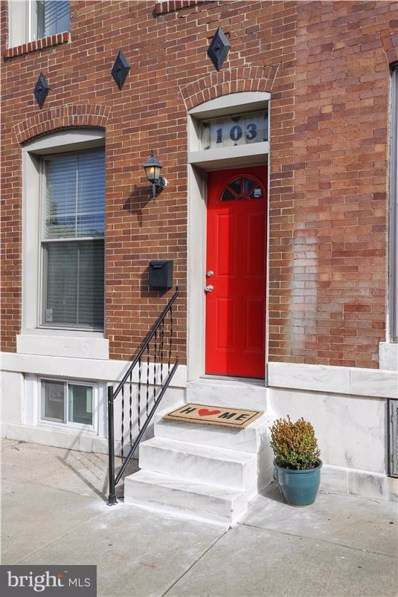 103 Curley Street S, Baltimore, MD 21224 - MLS#: 1000192342