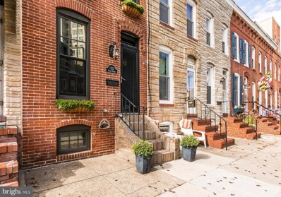 1322 Andre Street, Baltimore, MD 21230 - MLS#: 1000193022