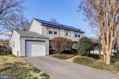 2710 Bartlett Lane, Bowie, MD 20715 - MLS#: 1000193474