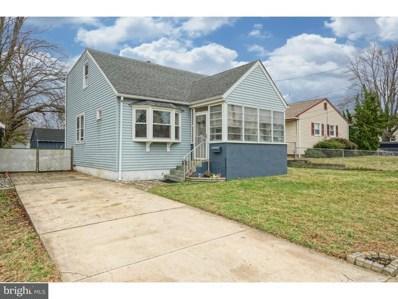 4 S Woodland Avenue, Runnemede, NJ 08078 - MLS#: 1000193522