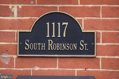 1117 Robinson Street, Baltimore, MD 21224 - MLS#: 1000194082