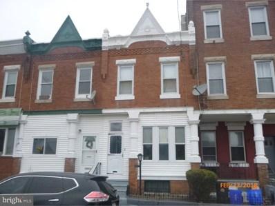4817 Fairmount Avenue, Philadelphia, PA 19139 - MLS#: 1000194088