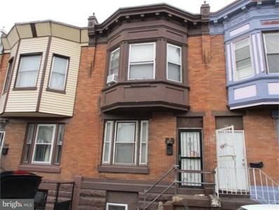 3816 N 8TH Street, Philadelphia, PA 19140 - #: 1000194104