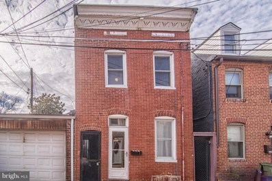 616 Chapel Street, Baltimore, MD 21231 - MLS#: 1000194142