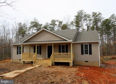 21 Winding Ridge Way, Bumpass, VA 23024 - MLS#: 1000194267