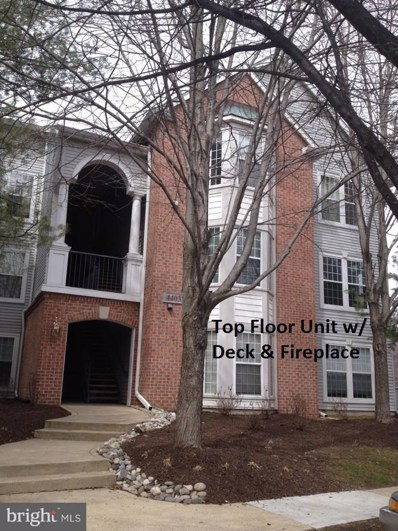 4403 Silverbrook Lane UNIT A302, Owings Mills, MD 21117 - MLS#: 1000194590