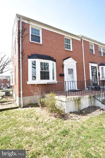 1237 Walker Avenue, Baltimore, MD 21239 - MLS#: 1000195734