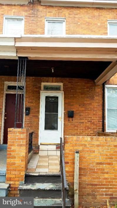 464 Bentalou Street, Baltimore, MD 21223 - MLS#: 1000196216