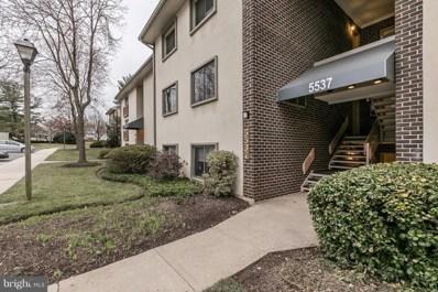 5537 Green Mountain Circle UNIT 3, Columbia, MD 21044 - MLS#: 1000196494