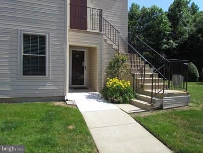 40 Sandstone Court UNIT 40 D, Annapolis, MD 21403 - MLS#: 1000197172