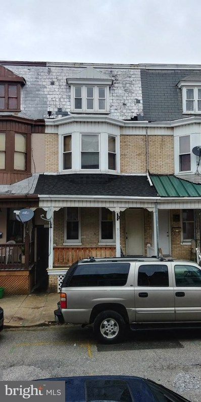 911 Poplar Street, York, PA 17401 - MLS#: 1000197226