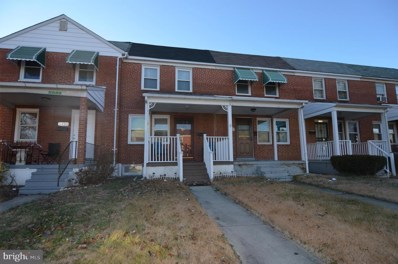 3494 Dunhaven Road, Baltimore, MD 21222 - MLS#: 1000199195