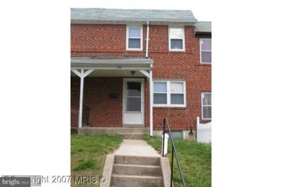 1502 Becklow Avenue, Baltimore, MD 21220 - MLS#: 1000199475