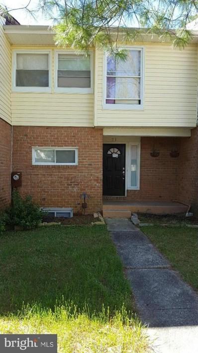 21 Ojibway Road, Randallstown, MD 21133 - MLS#: 1000199503
