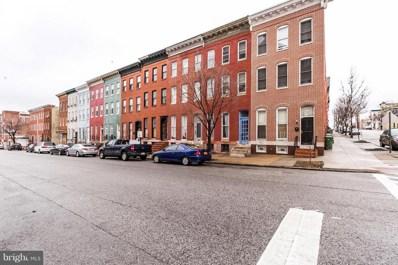 102 Mount Street, Baltimore, MD 21223 - MLS#: 1000199730