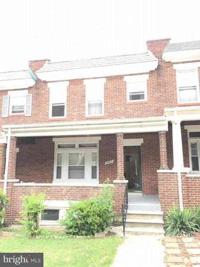 4307 Sheldon Avenue, Baltimore, MD 21206 - MLS#: 1000199754