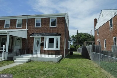 932 Middlesex Road, Baltimore, MD 21221 - MLS#: 1000199959