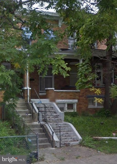 1814 30TH Street, Baltimore, MD 21218 - MLS#: 1000200006