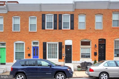 728 Curley Street S, Baltimore, MD 21224 - MLS#: 1000200428