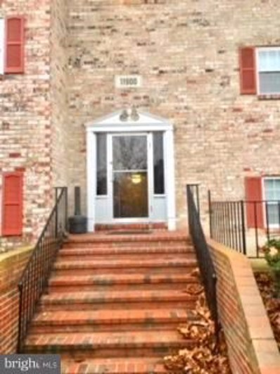 11900 Tarragon Road UNIT A, Reisterstown, MD 21136 - MLS#: 1000200636