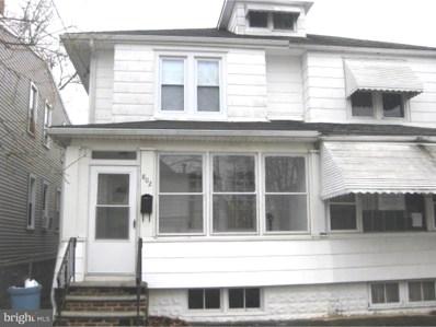 802 Hunter Street, Gloucester City, NJ 08030 - MLS#: 1000201308