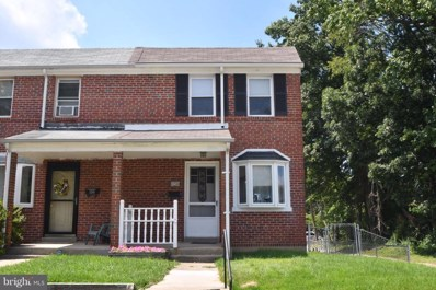 358 Endsleigh Avenue, Middle River, MD 21220 - MLS#: 1000201371