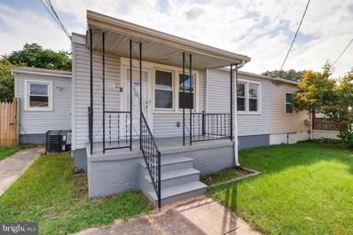 1850 Marshall Road, Baltimore, MD 21222 - MLS#: 1000201425