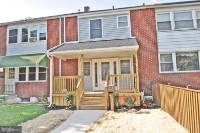 8203 Boundary Road, Baltimore, MD 21222 - MLS#: 1000201453
