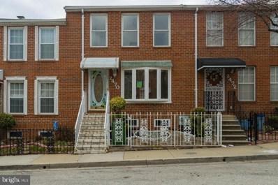 2470 Etting Street, Baltimore, MD 21217 - MLS#: 1000201864