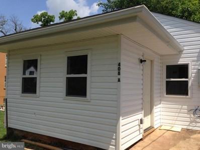 408 Briscoe Street UNIT B, Culpeper, VA 22701 - MLS#: 1000201886