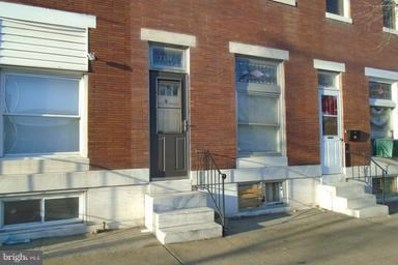 2550 Wilkens Avenue, Baltimore, MD 21223 - MLS#: 1000202292