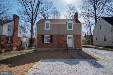 3723 Patterson Avenue, Baltimore, MD 21207 - MLS#: 1000202454