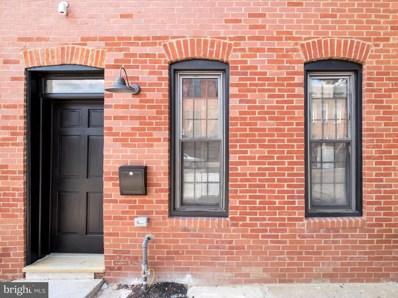 1034 Hanover Street S, Baltimore, MD 21230 - MLS#: 1000202501