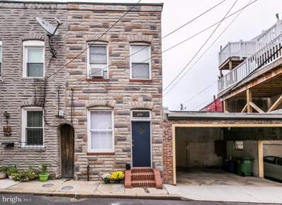 521 Duncan Street S, Baltimore, MD 21231 - MLS#: 1000202533