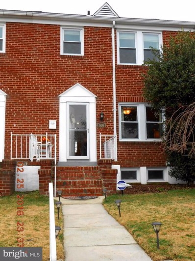 930 Elm Ridge Avenue, Baltimore, MD 21229 - MLS#: 1000202676