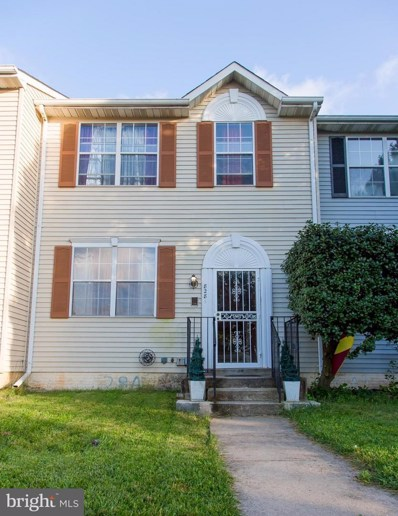 828 Alabaster Court, Capitol Heights, MD 20743 - MLS#: 1000202973